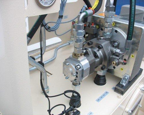 Hydraulikpumpen mit Elektromotor